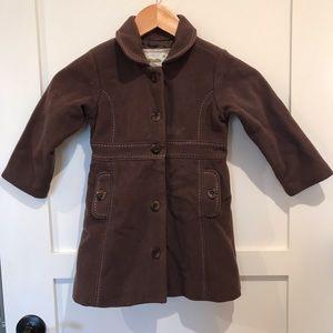 GAP Brown Winter Coat